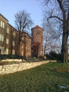 Baszta na Wawelu