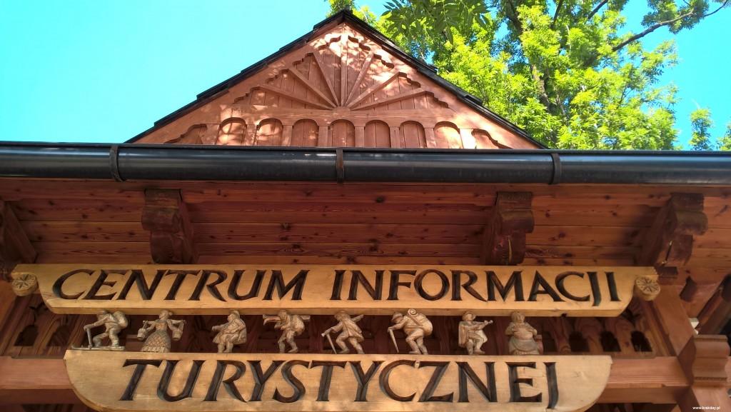 Centrum Informacji Turystycznej - Zakopane
