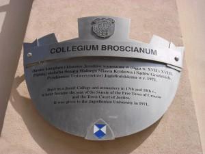 Collegium Broscianum