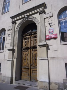 Dawny Pałac Tyszkiewiczów