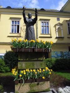 Franciszkańska 3 - dziedziniec