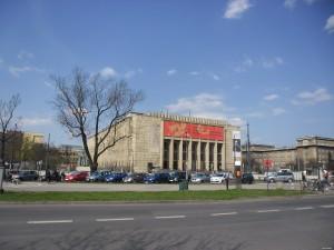 Gmach Główny Muzeum Narodowego