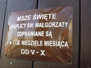 Kaplica św. Małgorzaty