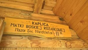 Kaplica - Zakopane