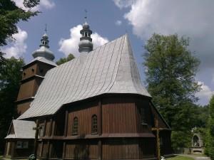 Kościół Matki Bożej Różańcowej w Przydonicy