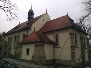 Kościół  z  XVIIw.