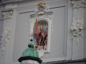 Kosciół św. Floriana