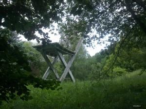 Krzesło T.Kantora w Hucisku (1)