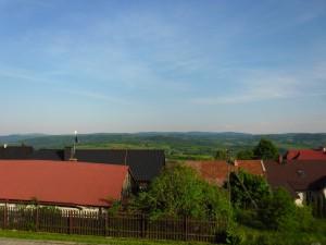 Lanckorona - panorama