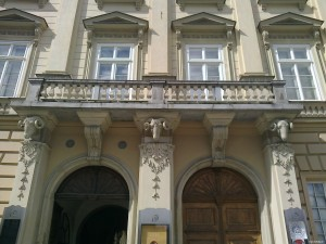 Pałac Pod Baranami