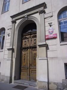 Pałac  Tyszkiewiczów