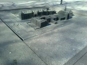Plan zabudowy Placu Matejki