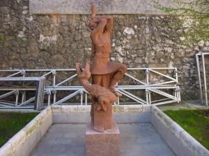 Pomnik Kraka