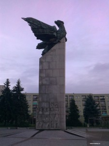 Pomnik w Chrzanowie