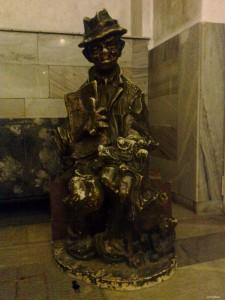 Pomnik w Krynicy Zdroju