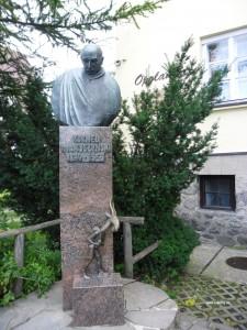 Pomnik w Zakopanem