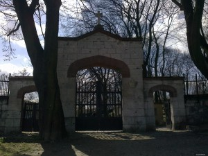 Stary  Cmentarz Podgórski