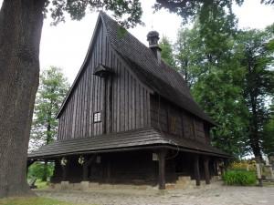 Zabytkowy Kościół w Lipnicy  Murowanej