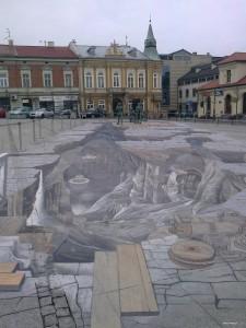 Malowidło 3D