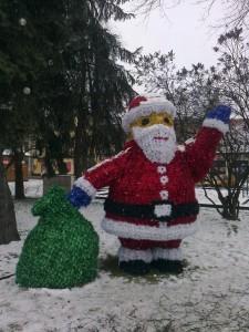 Mikołaj w Skawinie