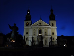 Klasztor oo.  Bernardynów